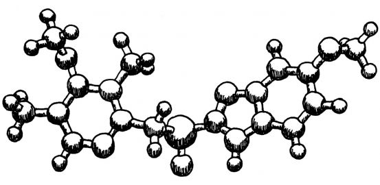 Every molecule tells a story: omeprazole