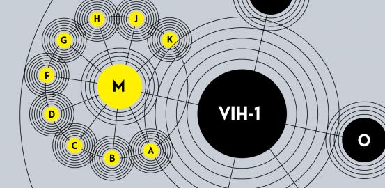 Viruses, those tireless globetrotters