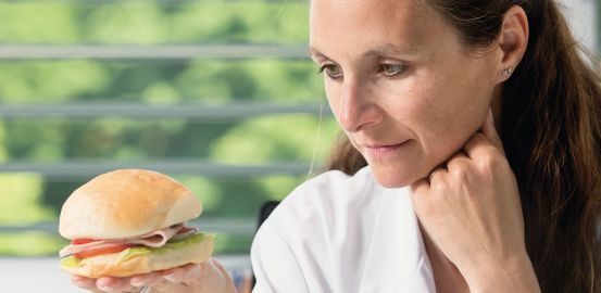 Muriel Clarisse, diététicienne