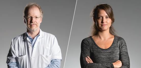 Aude Fauvel & Patrick Bodenmann