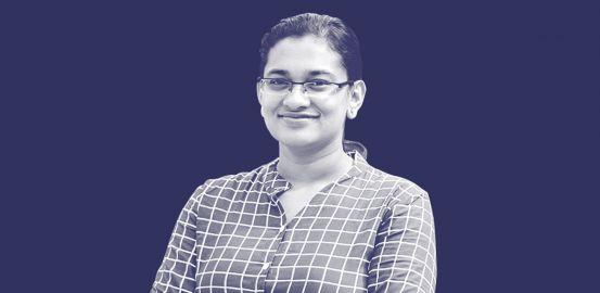 3 questions à Swetha Suresh