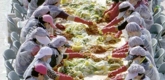 De l'alimentation fermentée au microbiote urbain