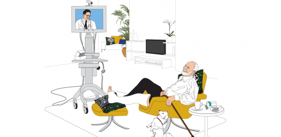 Telemedicine: going to great lengths