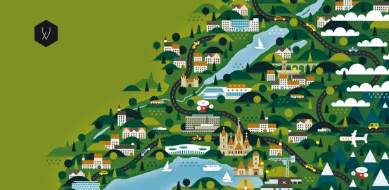 Un réseau d'excellence pour une Suisse innovante et attractive