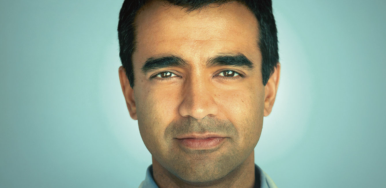 "Rishi Manchanda: ""Health is too rarely perceived as a group phenomenon"""